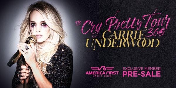 Carrie Underwood Cry Pretty Tour