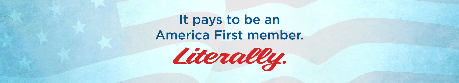 Military Offers - America First Credit Union