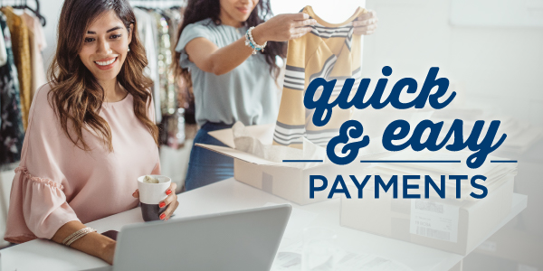 Merchant Services Quick & Easy Payments