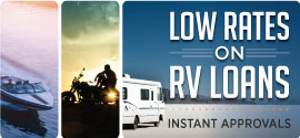 Click for Low Rates on RV Loans