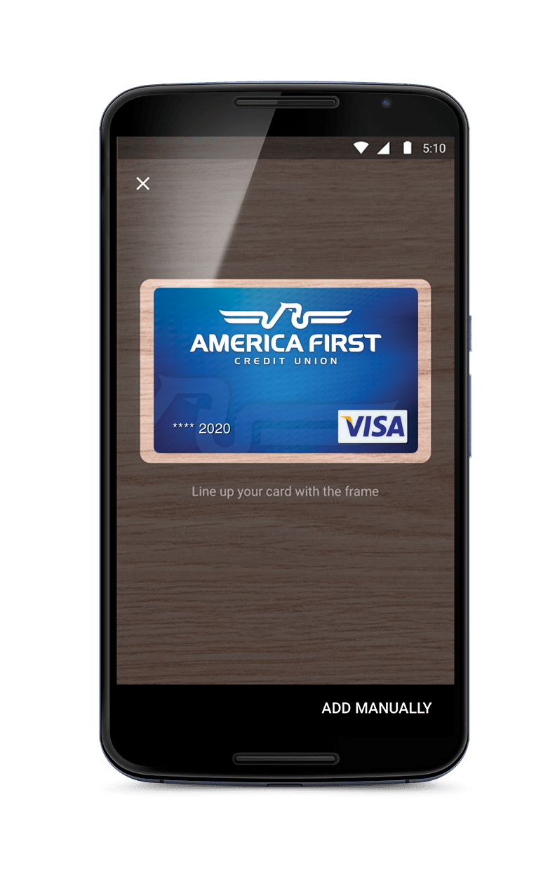 Google Pay - America First Credit Union